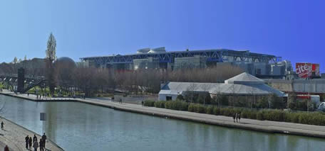 Cité des sciences et industries - La Villette