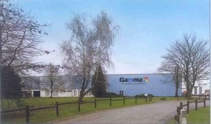 Usine GAMMA Industries